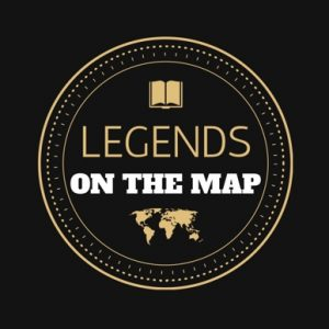 Legends On The Map